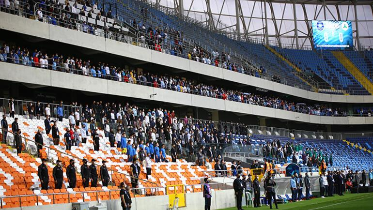 Son dakika - Adana Demirspor lider Giresunsporu devirdi Süper Lig yolunda...