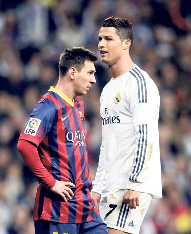 Messi mi daha iyi yoksa Ronaldo mu