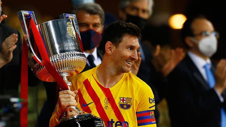 Son dakika - Messi rekor kırdı, Barcelona şampiyon oldu