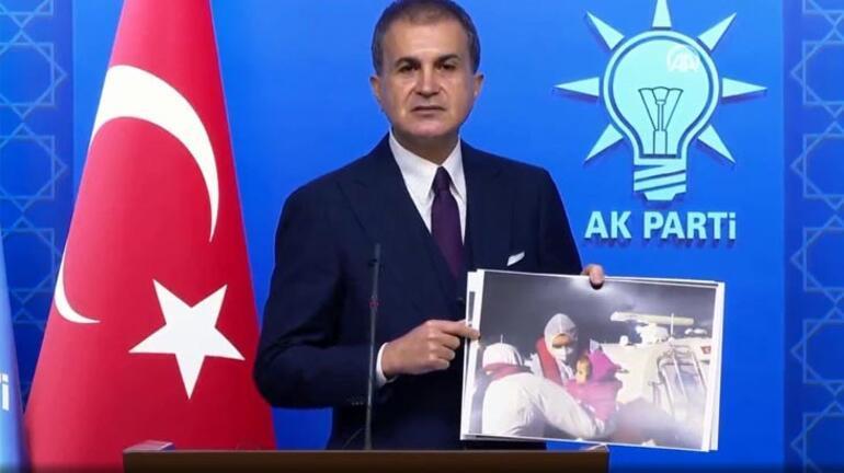 Son dakika: AK Parti Sözcüsü Çelik belgeleri bir bir gösterdi Canlı yayında ifşa etti