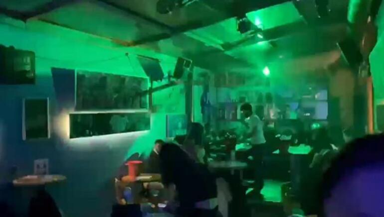 Denetimlerde ortaya çıktı Lokantayı gece kulübüne çevirmişler