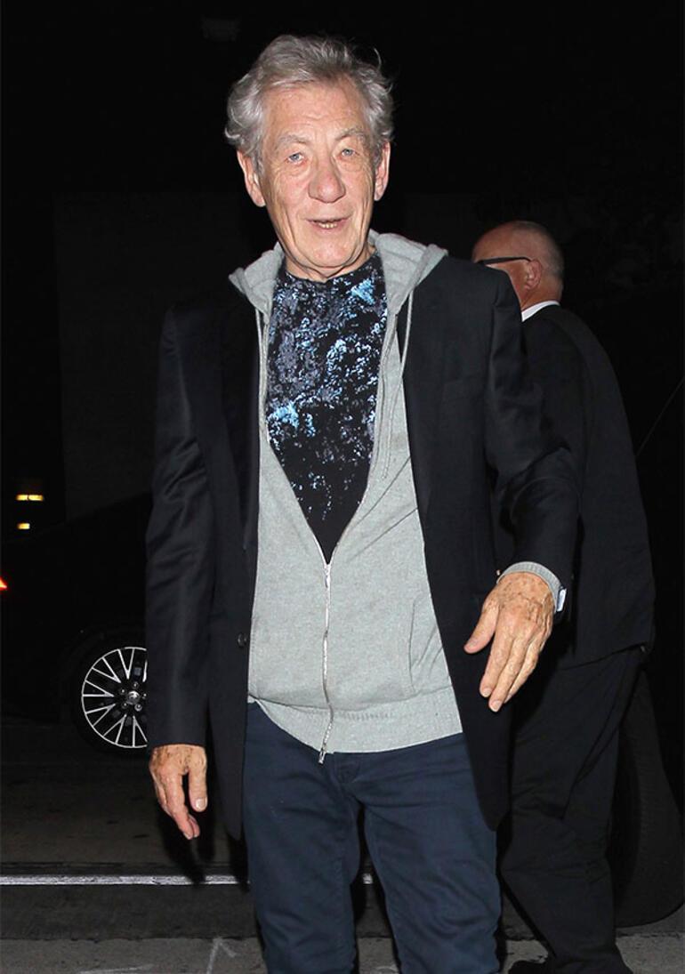 Ian McKellenın koronavirüs isyanı: Zamanımızı çalıyor