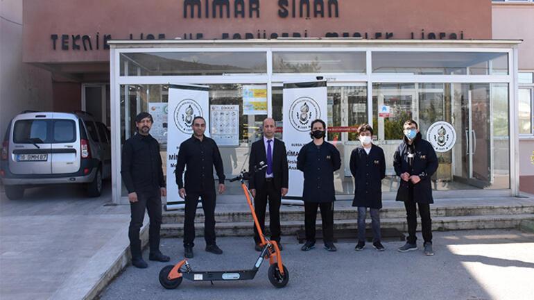 Türkiyede örneği yok Sipariş yağıyor