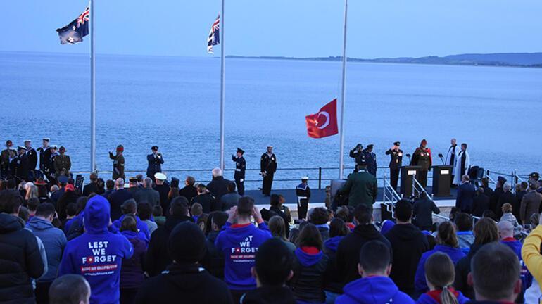 Çanakkale Kara Savaşlarının tören programı belli oldu