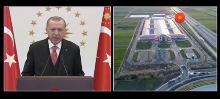Cumhurbaşkanı Erdoğan'dan tarihi törende net mesaj: 'Büyük bir yanılgı'