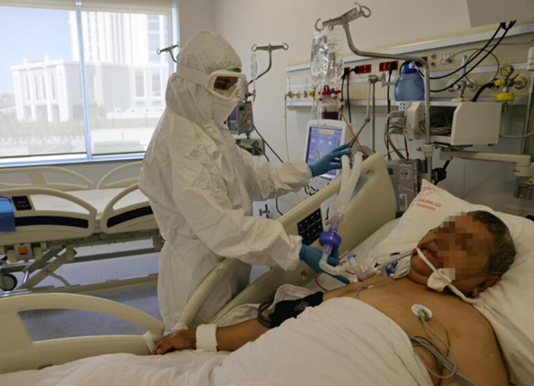 Burası Ankara Şehir Hastanesi yoğun bakım ünitesi Tam kapanma önemli bir seçenek