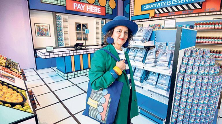Londra Tasarım Müzesi süpermarket oldu