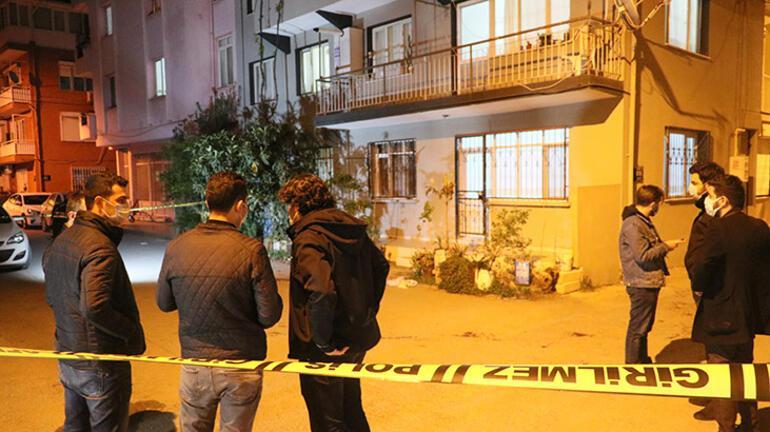 İzmirde hareketli gece Ev sahibini öldürdü