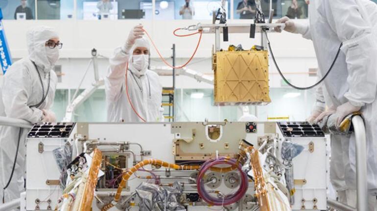 NASAnın Perseverance aracından insanlık için önemli haber