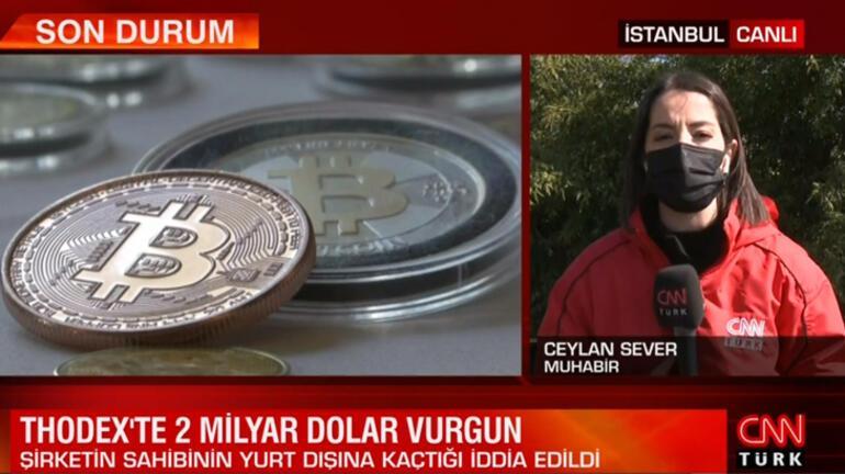 Son dakika: Kripto para dünyasında büyük panik Thodexin kurucusu yurt dışına kaçtı iddiası
