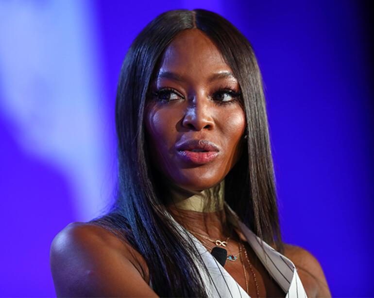 Naomi Campbell kariyerinin en büyük hatasını açıkladı