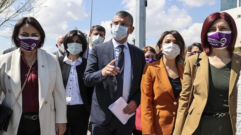 CHP, İstanbul Sözleşmesinden çekilme kararının iptali istemiyle Danıştaya başvurdu