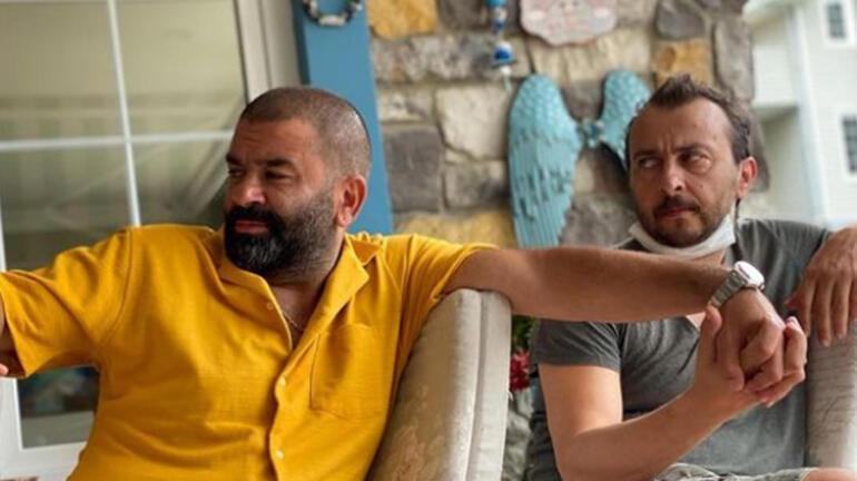 Bülent Şakraktan Ali Ataya: İyi ki doğdun 20 yıllık arkadaşım