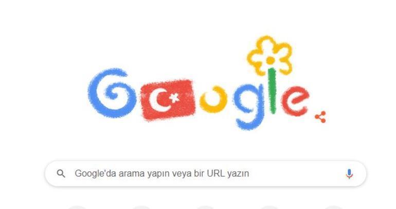 Google 23 Nisanı doodle yaptı 23 Nisan Ulusal Egemenlik ve Çocuk Bayramı tarihi ve önemi