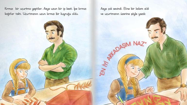 MEBden yurt dışında yaşayan çocuklar için sesli hikaye kitabı