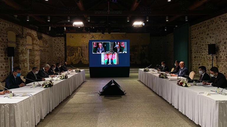 Bakan Çavuşoğlu: Özellikle Afganistan barış sürecini görüştük
