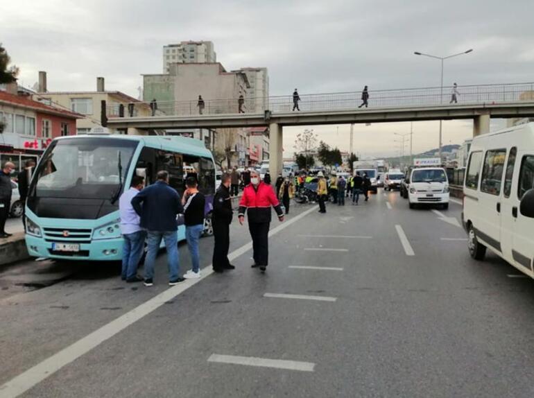 Makas faciası 1 kişi hayatını kaybetti 5 yaralı