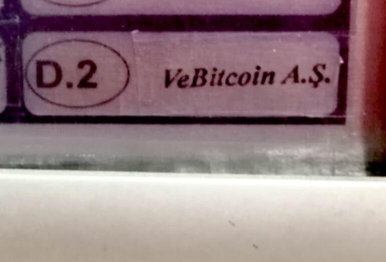 Son dakika kripto para haberi: Vebitcoin faaliyetlerini durdurdu 4 kişi gözaltına alındı