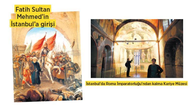 'Romalıların İmparatoru' Fatih Sultan Mehmed
