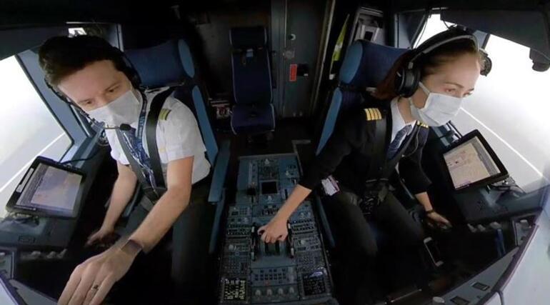 THY, Dünya Pilotlar Gününü unutmadı