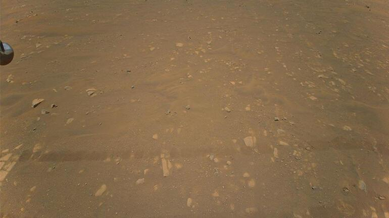 NASAnın Mars helikopteri için sevindiren üç detayı
