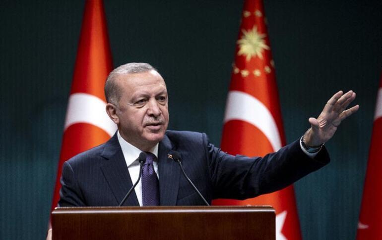Son dakika haberi: Tam kapanma kararları belli oldu Cumhurbaşkanı Erdoğandan flaş açıklamalar...