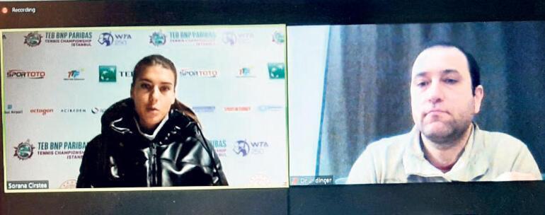 Son dakika - Şampiyon Sorana Cirstea: Bu kupa benim için çok özel