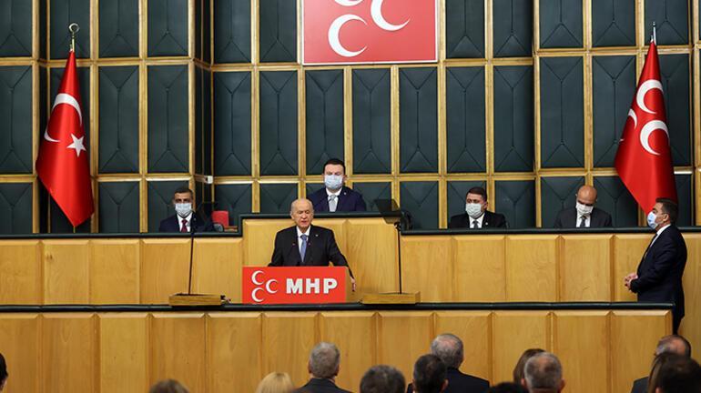 Son dakika... MHP lideri Bahçeliden Bidena soykırım tepkisi