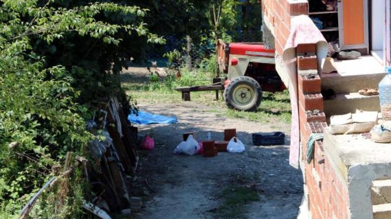 Silah sesi duyulmasın diye traktörü çalıştırdılar Cansız bedenlerini ormana gömdüler