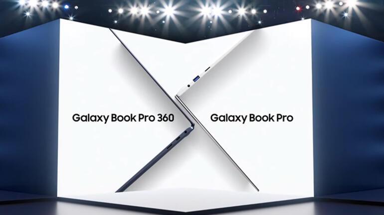 Samsung yeni dizüstü bilgisayarlarını tanıttı