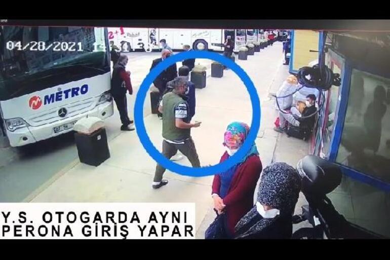 Son dakika... Otogarda patlayıcı ile yakalanan şüphelilerin kıyafet oyunu