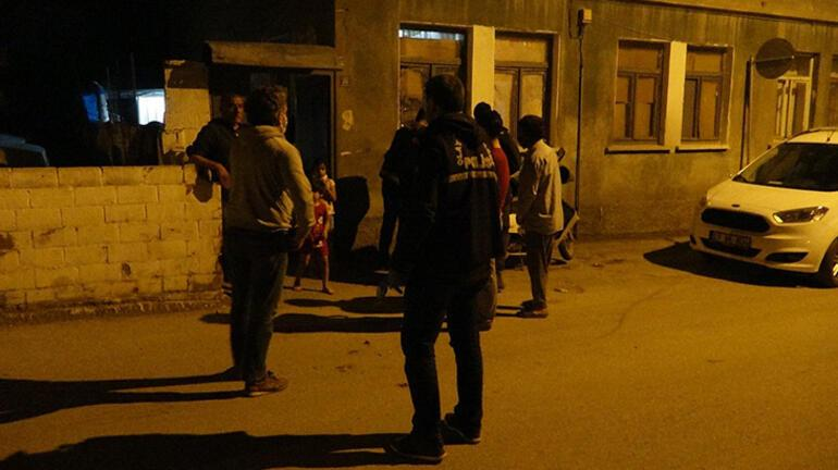Sahurda dehşet Maskeli 3 kişi aileye kabusu yaşattı