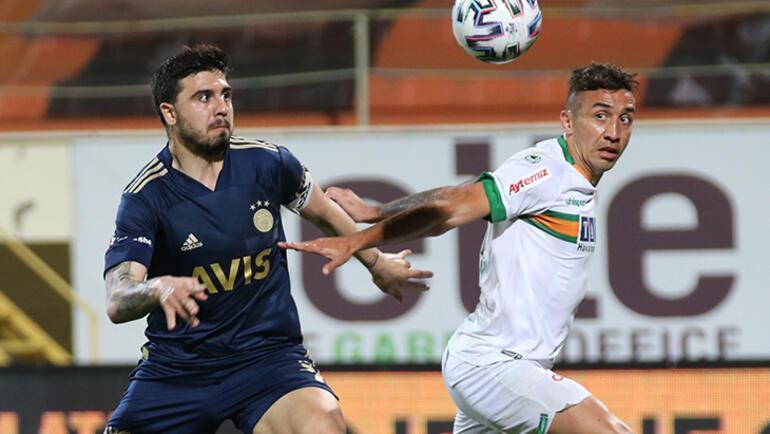 Son dakika - Fenerbahçede sağ bek Ozan Tufana emanet