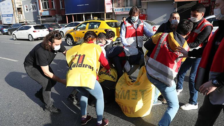Taksimde 1 Mayıs gerginliği İstanbul Valiliğinden açıklama