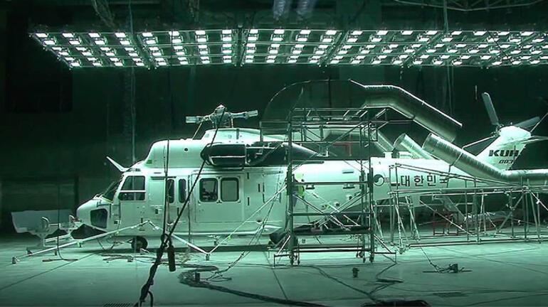 Türkiyenin kritik görevi: Maksat Helikopteri için orta gövde sevkiyatı