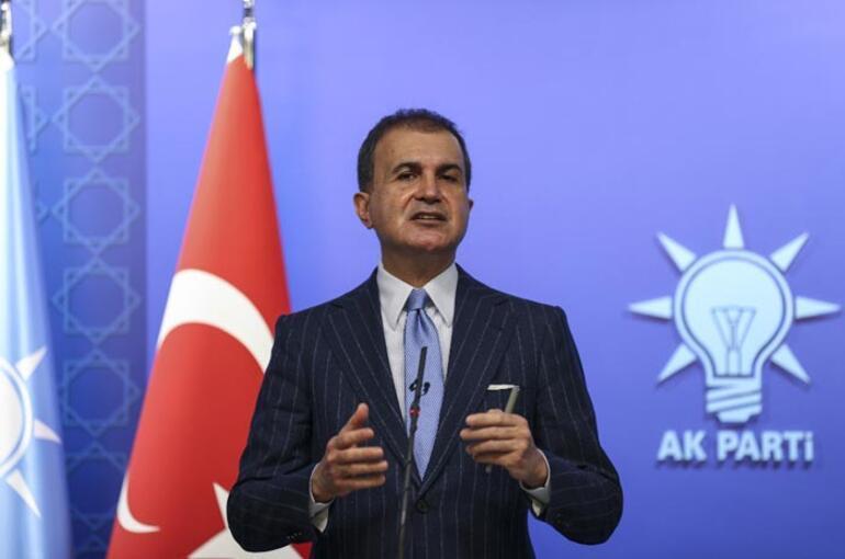 Son dakika... AK Parti Sözcüsü Çelik: Rum kesimi AByi kendi oyuncağı haline getirdi