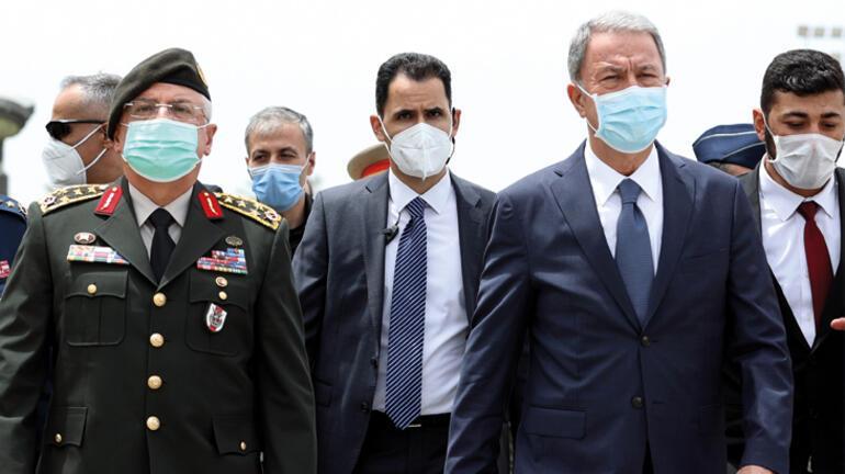 Son dakika... Bakan Akar'dan net Libya mesajı! 'Her türlü riski aldık' 1 – 6090ef59adcdeb2e5c47c4ae