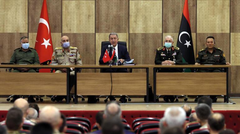 Son dakika... Bakan Akar'dan net Libya mesajı! 'Her türlü riski aldık' 2 – 6090ef60adcdeb2e5c47c4b0