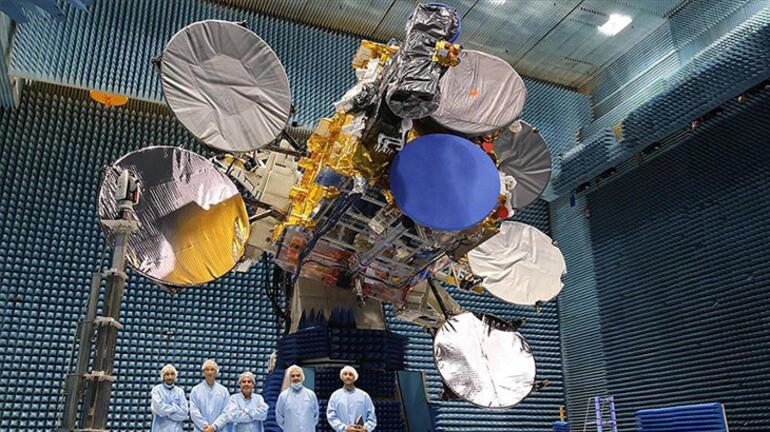 Türksat 5A, yörüngesine ulaşmayı başardı