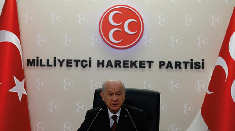 Son dakika... MHP lideri Bahçeliden yeni anayasa açıklaması 100 maddelik öneri hazır
