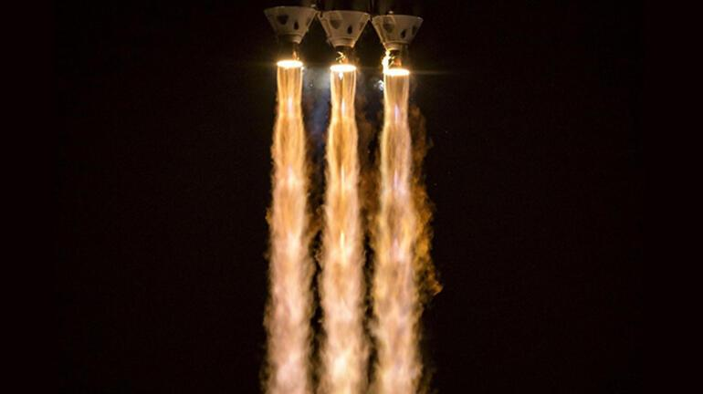 NASAnın geliştirdiği en hızlı araç: İki rekor kırdı