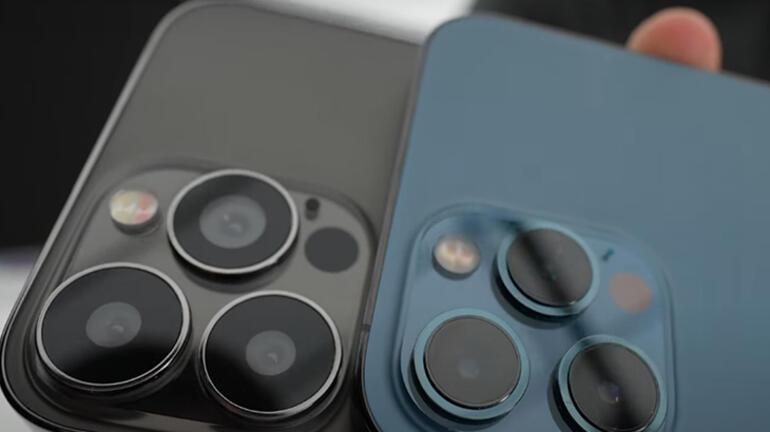 Yolda olan iPhone 13 Pro Max için yeni bir sızıntı geldi