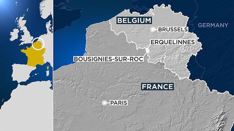 Belçikalı çiftçi farkında olmadan Fransa sınırını yeniden çizdi