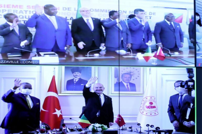 Bakan Soylu duyurdu: Bakanlığımız tüm çalışanlarıyla sefer olacak