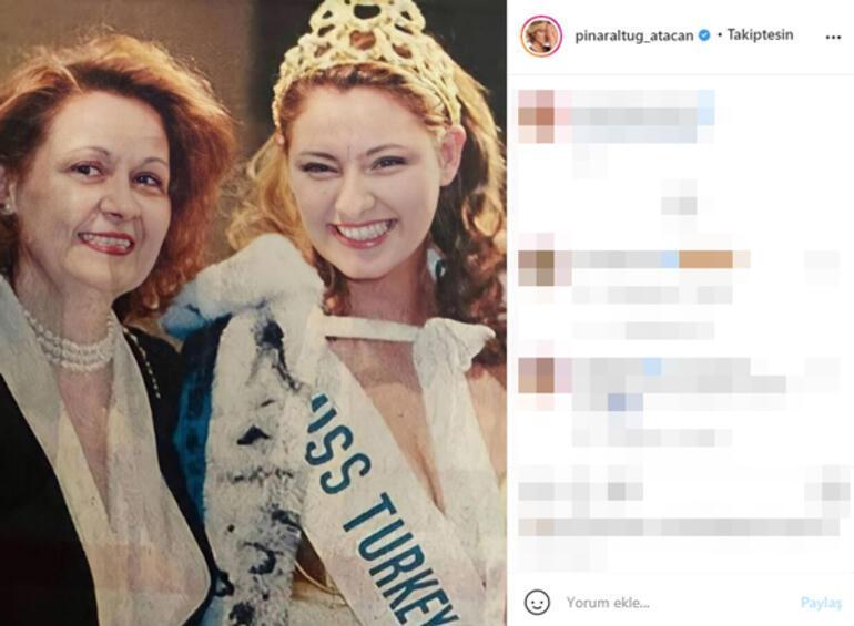 Pınar Altuğ, 20li yaşlar akımına katıldı