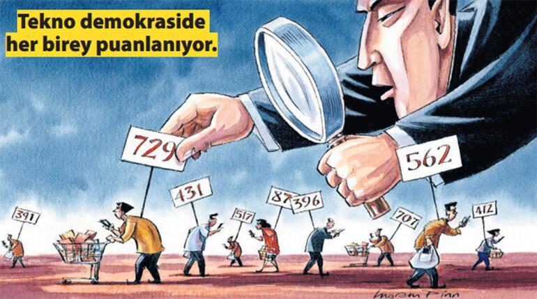 Tekno demokrasi