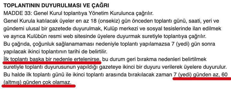 Galatasaray başkan adayı Metin Öztürk'ten seçim paylaşımı