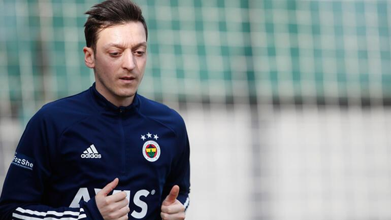 Son dakika - Fenerbahçede Mesut Özil planı