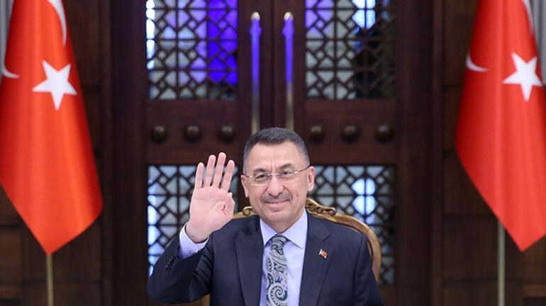 Cumhurbaşkanı Yardımcısı Oktay: Türkiyeyi, teknoloji üssü haline dönüştürmekte kararlıyız