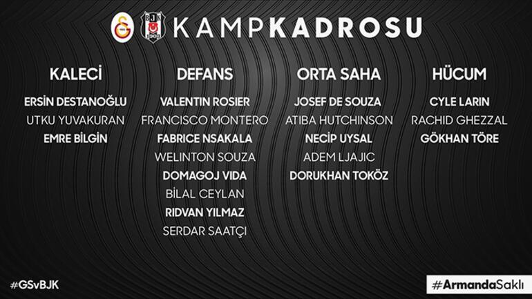 Son dakika - Beşiktaşta sakatlanan Mensah derbi kadrosundan çıkarıldı